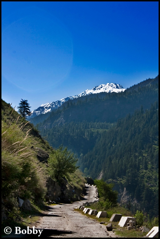 Enroute Chitkul