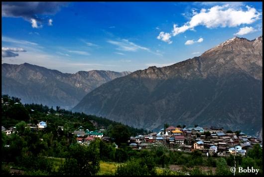 Kalpa village.